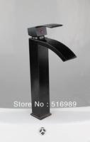 Oil Rubbed Bronze Tap Bathroom Basin Sink Mixer Faucet  LS 0031