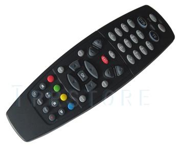 Remote Control for DreamBox DM800,dm 800hd, dm800se Satellite Receiver black color  800RB