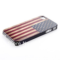 US Flag Hard Protection Back Case For Phone 4 /4S
