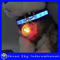 Pet safety light dog light,led pet light 10 pcs/Lot Free Shippig