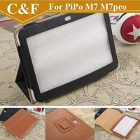 "1pcs Freeshipping 8.9""inch leather case for PIPO M7 pro Quad Core Tablet pc"