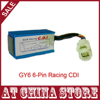 High Performance Racing Blue Cdi Box Unit for Gy6 50cc 125cc 150cc 139QMB 152QMI 157QMJ Scooter Go Kart ATV Quads