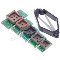 PLCC20 PLCC28 PLCC32 PLCC44 Programmer Adapter Kit  16289