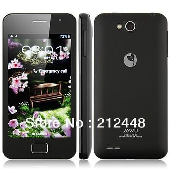 Free shipping! Jiayu G2 MTK6577 dual core,4.0inch IPS screen,480x800,512M RAM,4GB ROM android4.0, Dual SIM, GPS, WIFI