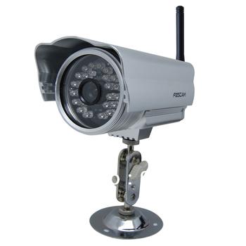 Foscam FI8904W 2 PACK Wireless/Outdoor IP Camera FREE SUPPORT & 1 YEAR WARRANTY outdoor waterproof Camera