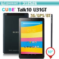 Cube U30GT2  Quad Core RK3188 1.8GHz 10.1inch FHD IPS Retina Screen 2GB RAM 32GB ROM HDMI Bluetooth Camera 5.0MP AF
