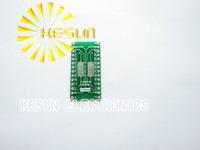 FREE SHIPPING 20PCS TSSOP28 SSOP28 MSOP28 SOP28 TURN DIP28 28pin  IC adapter Socket / Adapter plate  PCB Suitable for IC socket