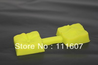 3pcs Newest style Hot sales free shipping DIY mini fondant mould cake tool jerry mould soap mould