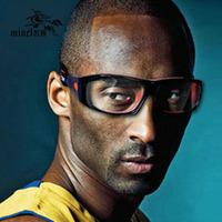 Ikey 493 basketball glasses football sports eyewear glasses myopia glasses frame rack