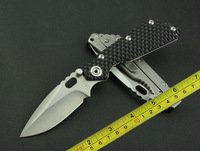 FREE shipping Promotion Sale New CNC G10 Handle Strider SMF SNG Folding Pocket Knife FD01