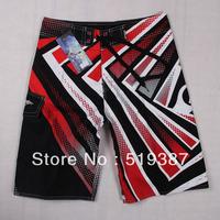 hurley free shipping Men's Surf Board Shorts Beach Swim Pants shorts men bilabong aussie swimwear Free shipping  ###qs12012red