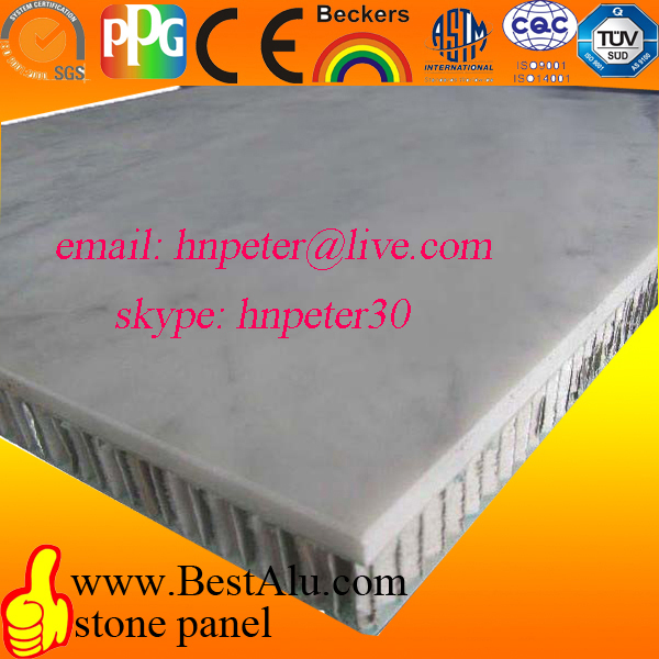 China factory 20mm Aluminum honeycomb panel/aluminium honeycomb composite panel(China (Mainland))