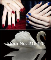 Freeshipping 12 Color* 10gram/ color velvet nail ,Nail Art Flocking Powder Nails Velvet Art Set