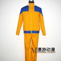 cosplay anime costume  Naruto Uzumaki Clothes Japanese cartoon jacket