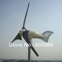 Off-grid 1kw wind turbine generator+1000W charge controller
