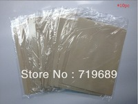 Free shipping 10pcs 20 x 15cm Blank Tattoo Practice Skin Sheet for Needle Machine Supply Kit Plain