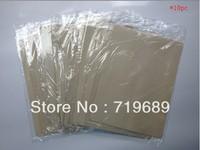 Free shipping 10pcs 20 x 15cm Blank Tattoo Practice Skin Sheet for Needle Machine Supply Kit Plain