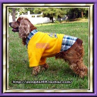 Pet clothing, candies are packed series the warm cashmere clothing and medium-sized dog winter clothes