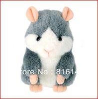 Free Shipping 4*1 pcs Talking Hamster Pet Hamster Talking animal