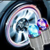 FREESHIPPING bicycle motorcycle drl light car led wheel led drl daytime running light wheellight - 4pcs/lot
