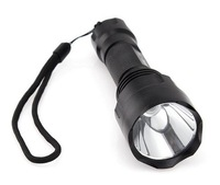 New Designed UltraFire C8 CREE XM-L T6 LED 1300 Lumen Flashlight Torch Lamp