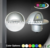 A Slap-up of Outdoor RGB Stair Light LED Step/ Wall Light:15pcs lights & 3pcs connection cable & 1pc 30W Driver & 1pc Controller