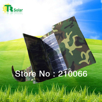 HOT SALE! 30W waterproof foldable solar Charger for Outdoor Trip Charging with USB Output 20000MAH Battey Charger+ free shipping