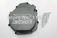 motorcycle parts Black Motorcycle Engine Stator Cover For Suzuki GSXR 1000 2005 2006 2007 2008