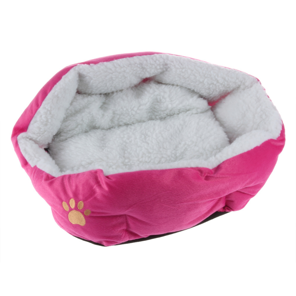 Color Cozy Soft Warm Fleece Pet Dog Puppy Cat Bed mat Hot Selling(China (Mainland))