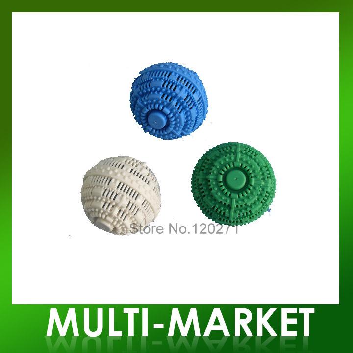 Free shipping Wholesale eco washing ball Magnetic laundry balls(China (Mainland))