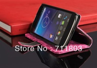 Wallet Leather Case For LG Nexus 4 E960 Card Holder Stand Case Design Best Quality Leather Case Free Shipping