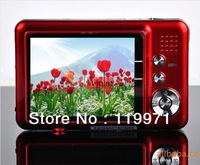 Hot selling Digital Still Camera New Arrival!! 12MP High Quality Anti-Shake DC Camera (DC-500FE) ,Free shipping