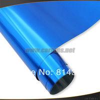 stretchable chrome vinyl wrapping film car wrap foil 1.52*20m