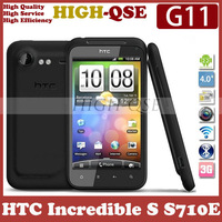"Fast Free Shipping! S710e Original Unlocked HTC Incredible S G11 Mobile Phone, WIFI, GPS, 8MP Camera, 4.0""Touchscreen"