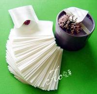 1000pcs/LOT Heat sealing filter paper tea bag 60 X 80mm empty tea bag,paper filters for tea,clean Herb filter bag