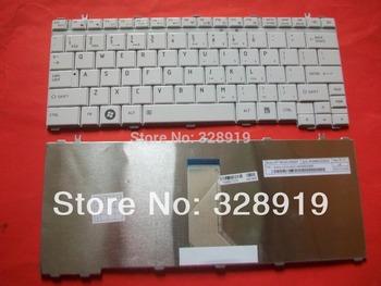 For Toshiba Toshiba Satellite U500 U505 M900 M800 T130  keyboard US layout see picture white