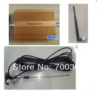 Cable+Antenna,cell phone CDMA 850mhz signal repeater CDMA signal booster amplifier full set