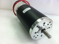 63ZYT02A -12v dc motor 3000rpm 100w, rated voltage 12 volt,  rated torque 310mNm, equivalent to dunkermotoren GR63x55