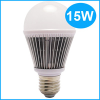 Hot Sale Living Room Use Led Bulb Lighting E27 15W Free Shipping