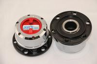 High Performance  free hubs for MITSUBISHI Pajero,Triton, L200 4x4,Montero,90-00, HYUNDAI Galloper - all 91-->,D-50 4x4,82-90