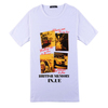 Free Shipping, West Best, 2013 New Design & Fashion Men's Sport T Shirt , 3 Colors Sizes L to XXXL Drop Shipping,  MTS035