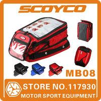 2014 Scoyco MB08 Motorcycle Bag Tank Bag Helmet Travel Racing Motobike Waterproof Magnet Bag Parts Accessories Free Shipping