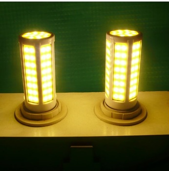 Free Shipping !7W    led COB corn light,E27 E26 E14  led bulb,Warm White 220V