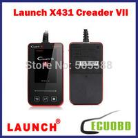 Newest Generation!! 100% original Launch Code Reader Creader VII Creadervii with Offical Webiste Free Update