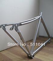 Hight quanlity Titanium alloy travel frame titanium mountain bike frame Paypal is available