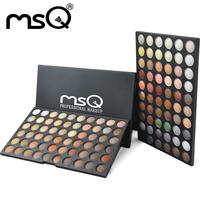 HOT SALE ! Brand MSQ 2014 Newset Professional 120 Color Warm Earth mekeup Eyeshadow palette Eye Care