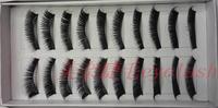 False eyelashes three trees natural nude makeup 226 dense long