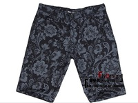 Free shipping 2013  men's  fashion printing  pant   Design-Russian style sport pants#RU09