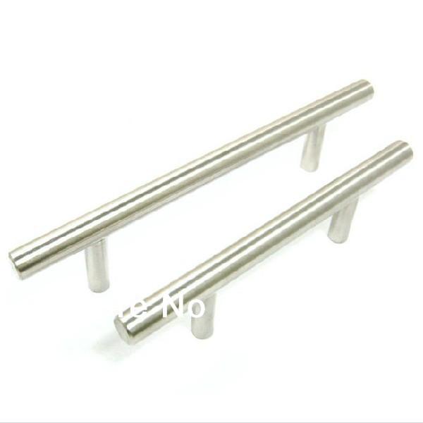 Cabinet Stainless Steel Door Handle Drawer Morden Kitchen Pulls
