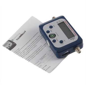 Original Digital Satellite Signal Meter Finder Compass,Buzzer,LCD,ATT,DISH